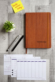 Treeroots Notebook Set - Notebook, Pens and PDFs