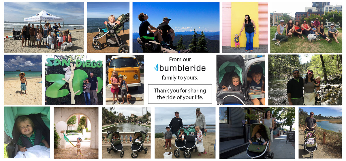 Thank You Bumbleride Family