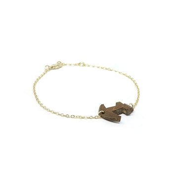 Anchor Coconut Bracelet