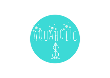 Aquaholic Phone Stand