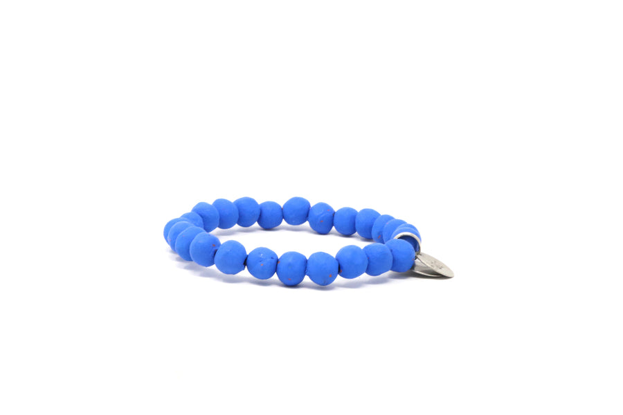 Men's Capri Blue Mission Bracelet