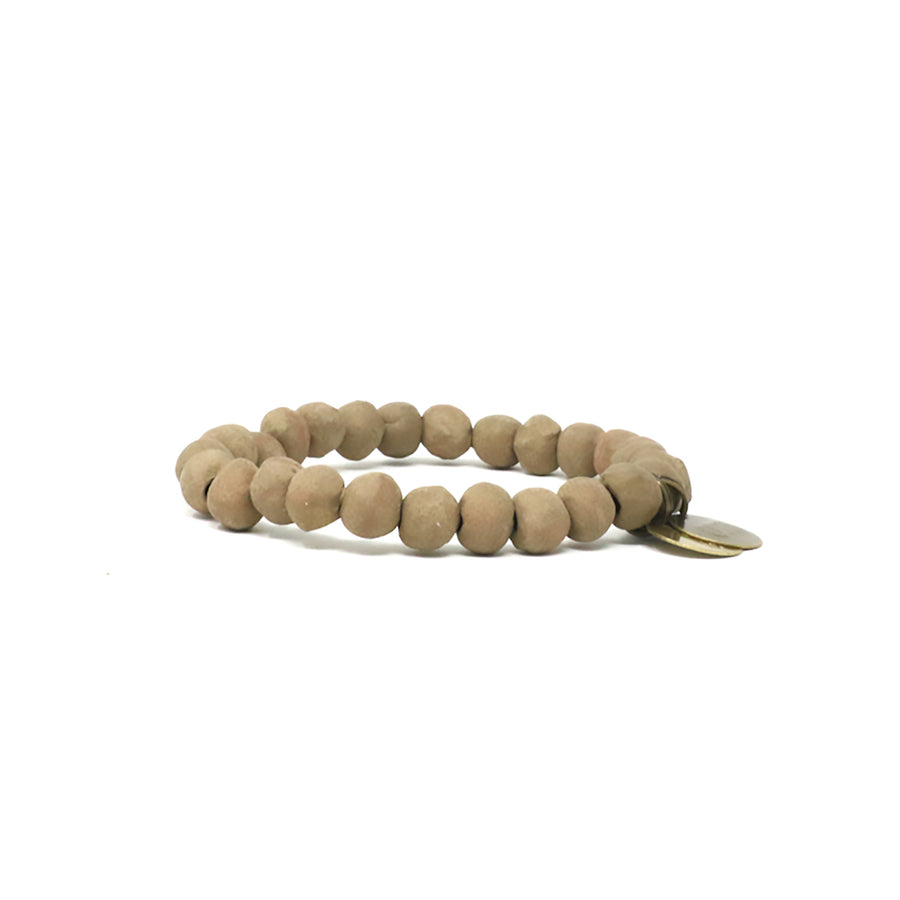 Men's Tan Mission Bracelet