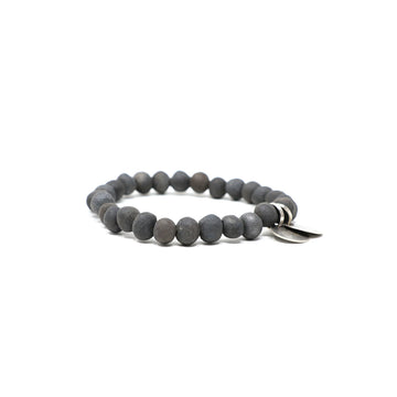 Fire Pit Black Mission Bracelet