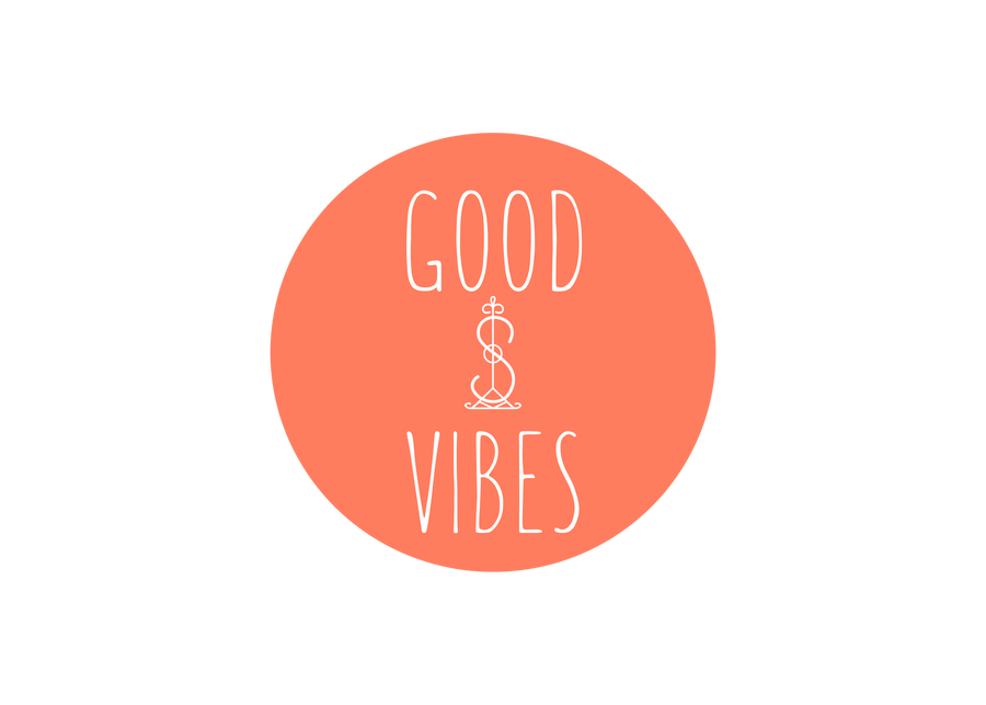 Good Vibes Phone Stand