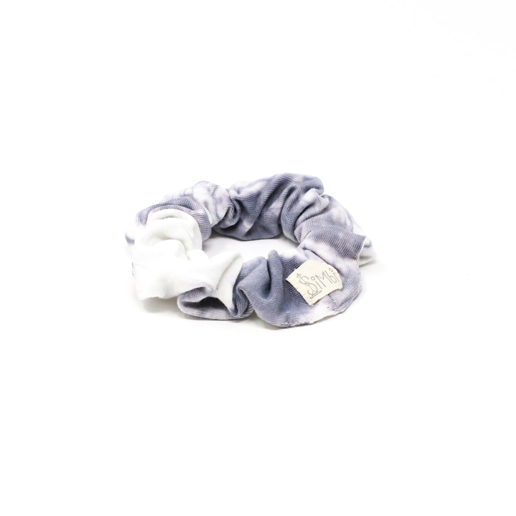 Grey Scrunchie AKA