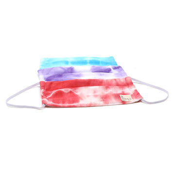 Face Mask Tie Dye 3 Pack