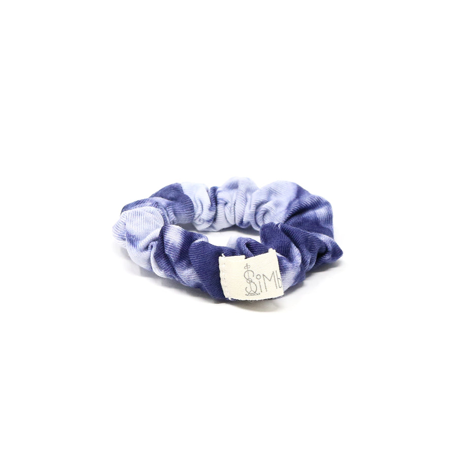 Deep Blue Sea Scrunchie