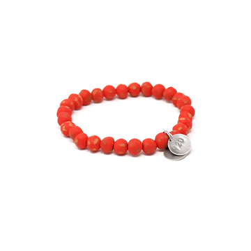 Men's Volcano Red Mission Bracelet