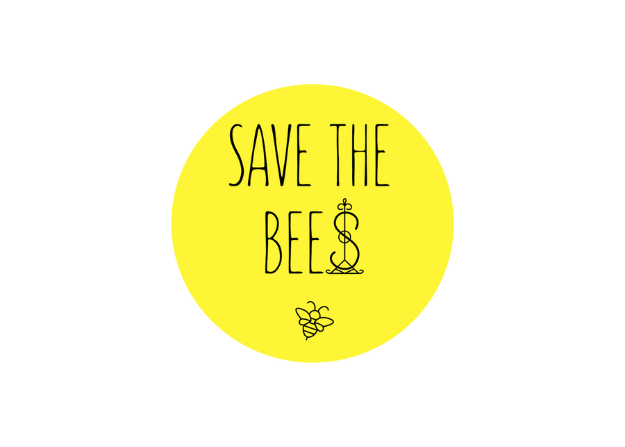 Save the Bees Phone Stand