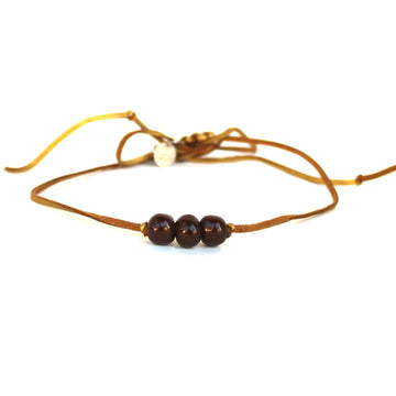 Java Three Bead Choker