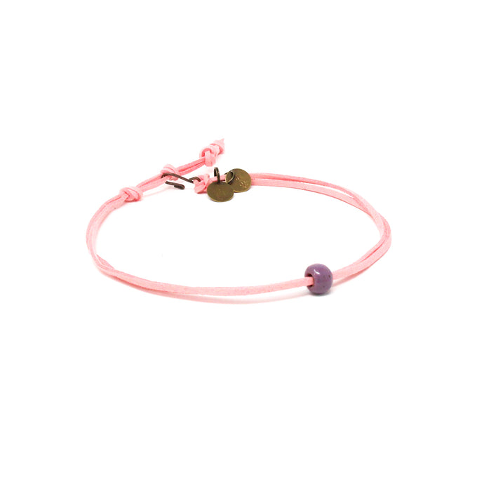 Wild Berry Bead Choker Necklace