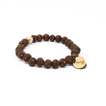 ONEderful Chestnut Mission Bracelet