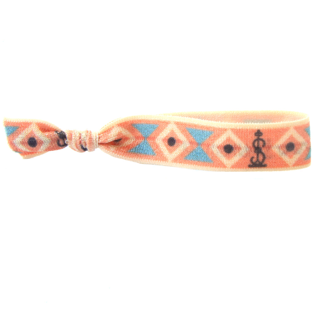 Indian Tribe Hair Bracelet