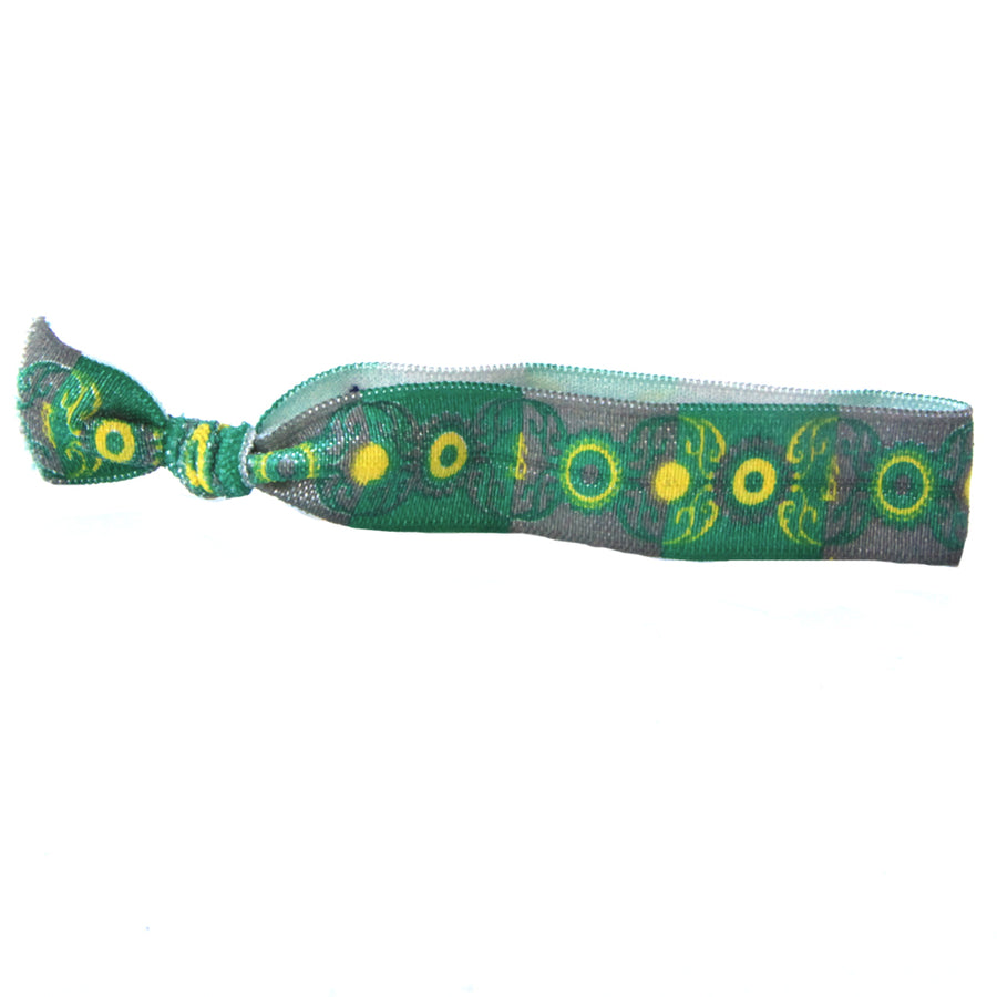 Jade Tile Hair Bracelet