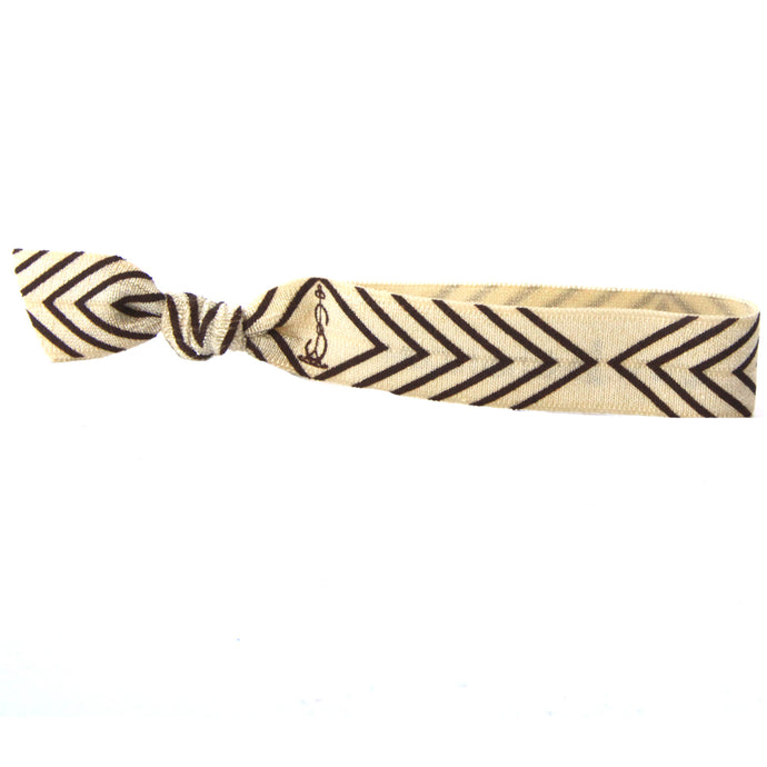 Bow n Arrow Hair Bracelet