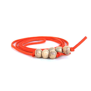San Diego 5-in-1 Beaded Lariat Necklace