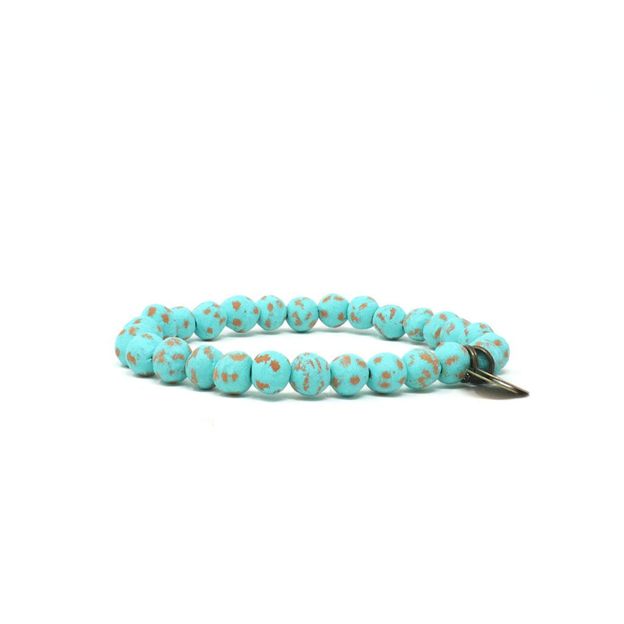 Men's Turquoise Mission Bracelet