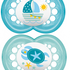 MAM Original Baby Pacifier (6+ Months) - Twin