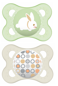 MAM Original Baby Pacifier (2-6 Months) - Twin