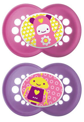 MAM Original Baby Pacifier (16+ Months) - Twin