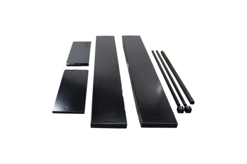 Handy 12 Inch Side Extensions (Standard 1000 & Standard 1200 Lifts Only) - MotorcycleLifts.com