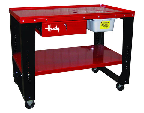 Handy Deluxe Tear-Down Table - MotorcycleLifts.com