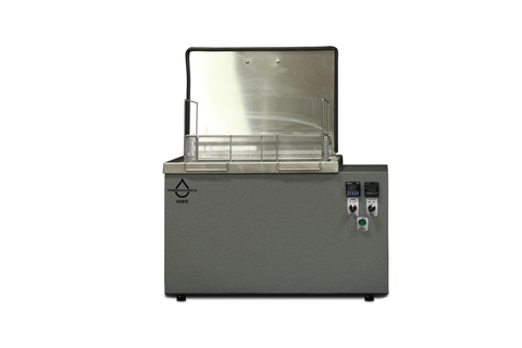 Omegasonics Ultrasonic Parts Cleaner 1420BTD (Benchtop) Incls 2.5 Gal. Soap #10 & Mesh Basket