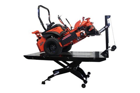 Handy Deck Hand (For Gruntavore) (Riding Mower Lifter) - MotorcycleLifts.com