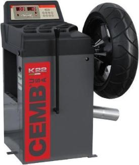 CEMB K22 Computer Wheel Balancer (Free Shipping) - MotorcycleLifts.com