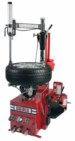 COATS RC-55 AIR Powered Rim Clamp Automotive/Light Truck Tire Changer (Free Shipping) - MotorcycleLifts.com