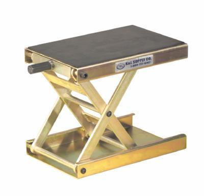 KLS MC455 Center Lift Scissor Fat-Jack - MotorcycleLifts.com