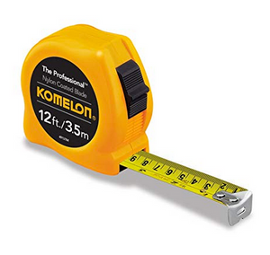 Komelon 12 ft Tape Measurer