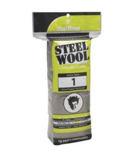 Steel Wool - Medium - Grade 1