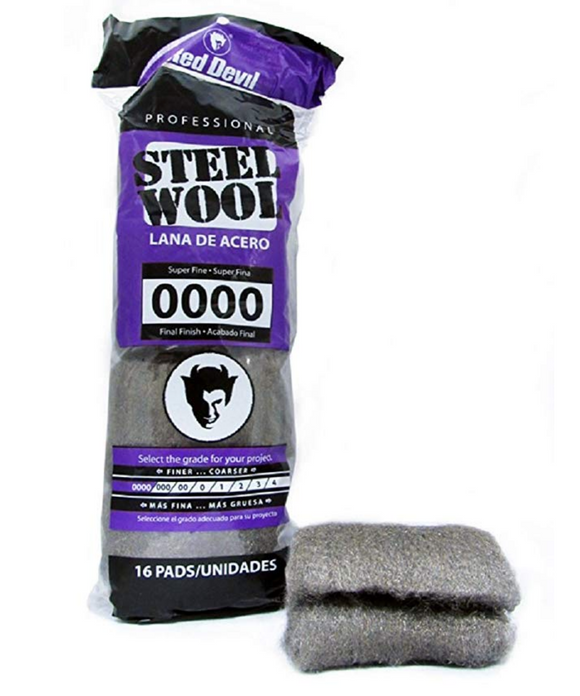 Steel Wool - Super Fine 0000