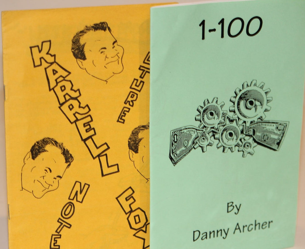 1 to 100 - Karrell Fox Lecture Notes