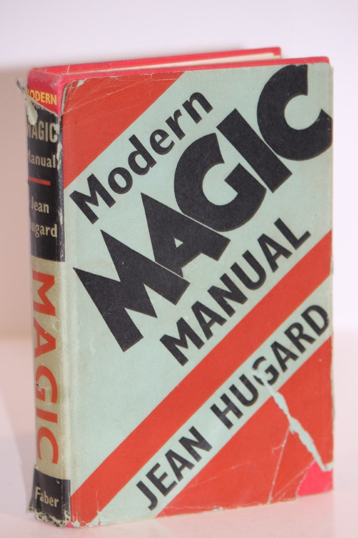 Modern Magic Manual  -  Jean Hugard