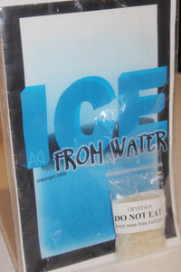Ice From Water  -  Andrew Gerard
