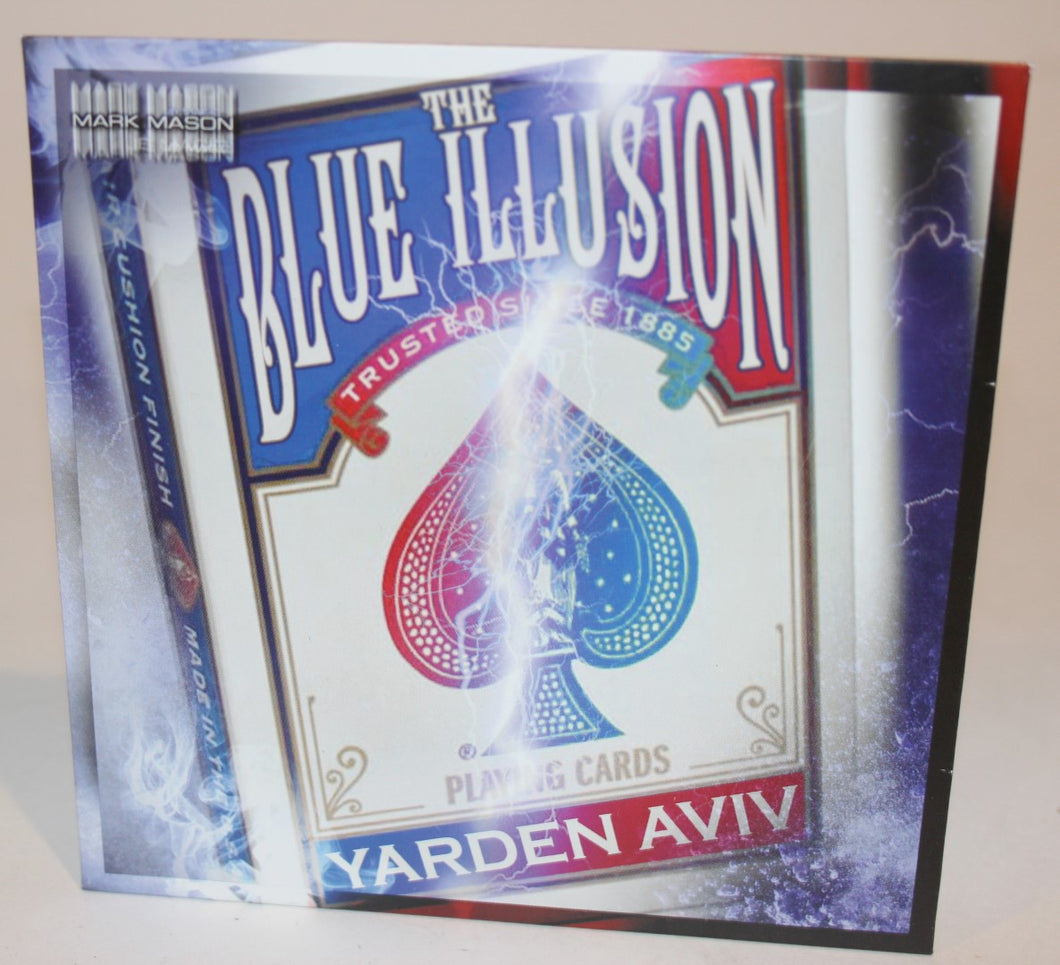 The Blue Illusion  -  Mark Mason