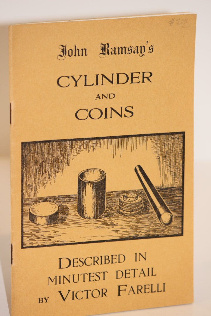 John Ramsay's Cylinder and Coins  -  Victor Farelli
