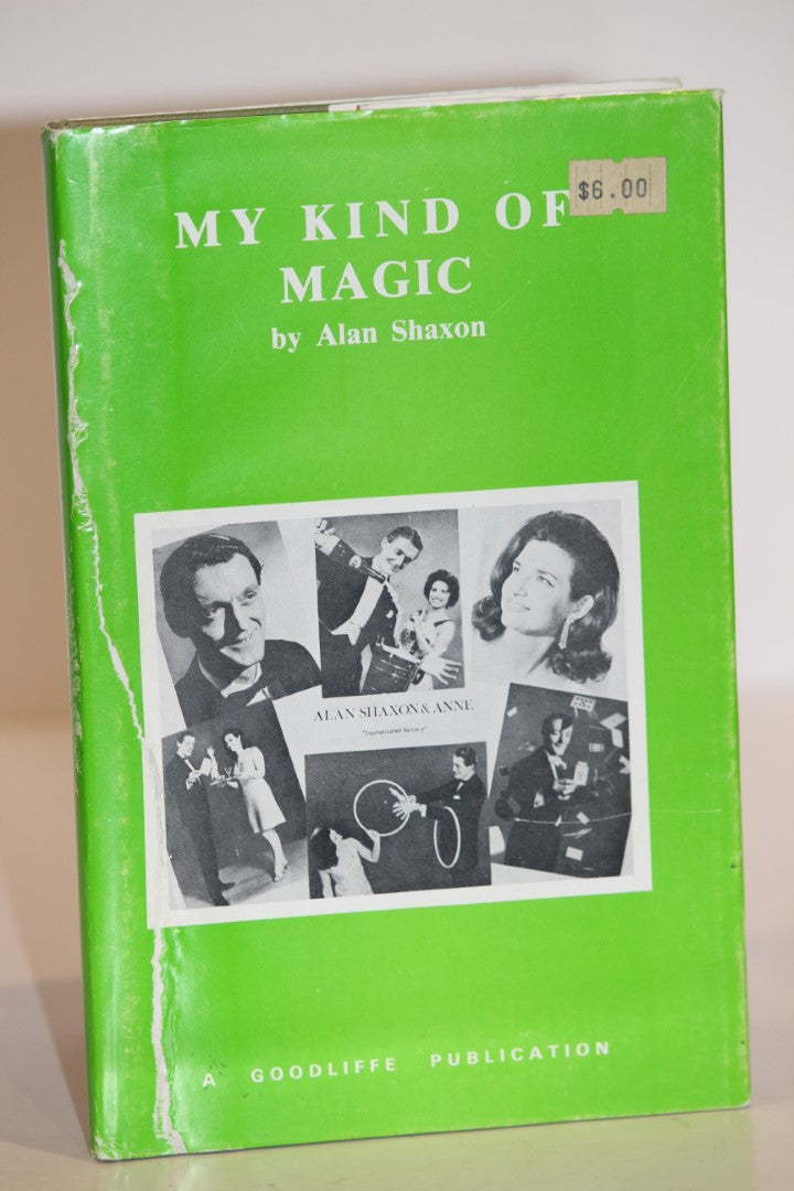 My Kind of Magic  -  Alan Shaxon