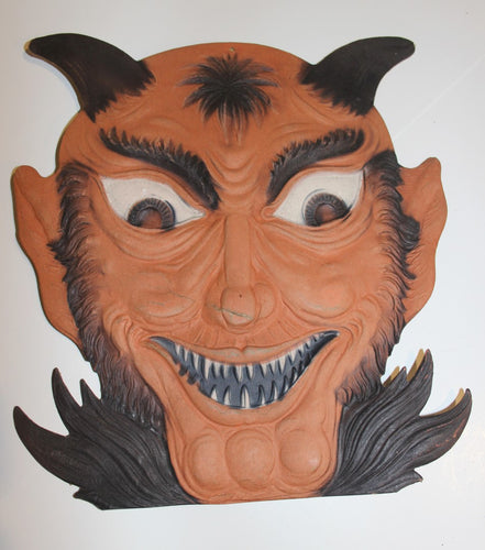 Vintage Halloween Devil  -  Germany