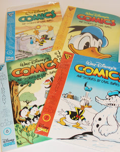 The Carl Barks Library of Walt Disney's Comics and Stories in Color #7