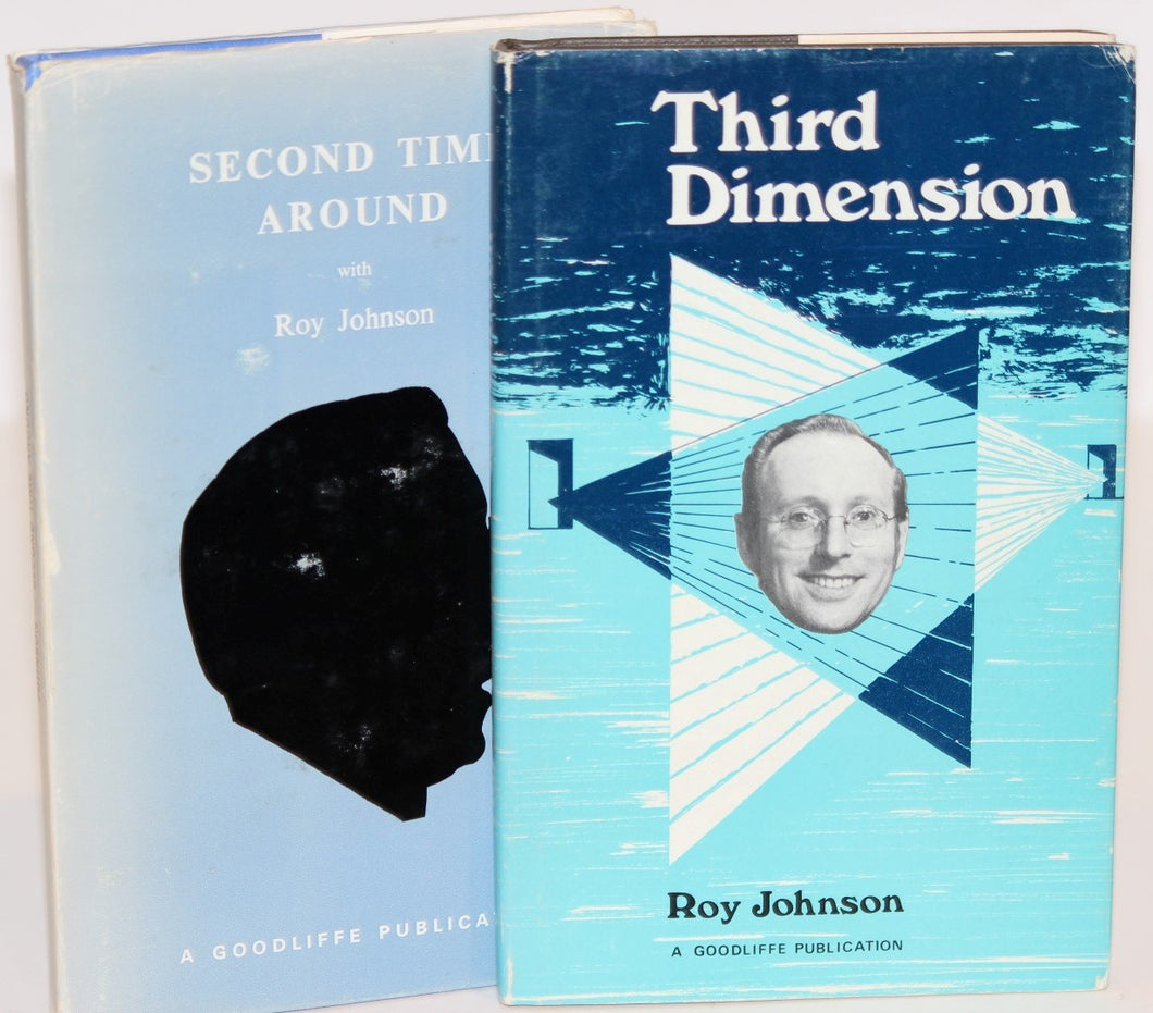 Two Roy Johnson Books  -  Goodliffe Publications