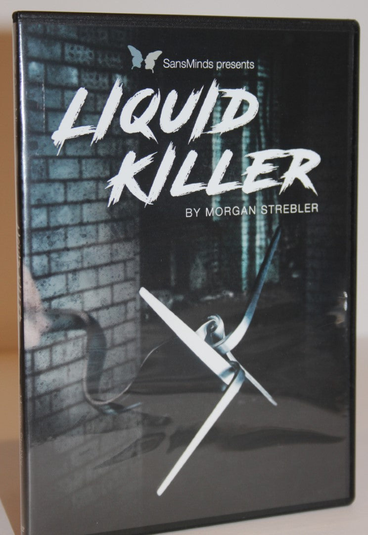Liquid Killer DVD  -  SansMinds