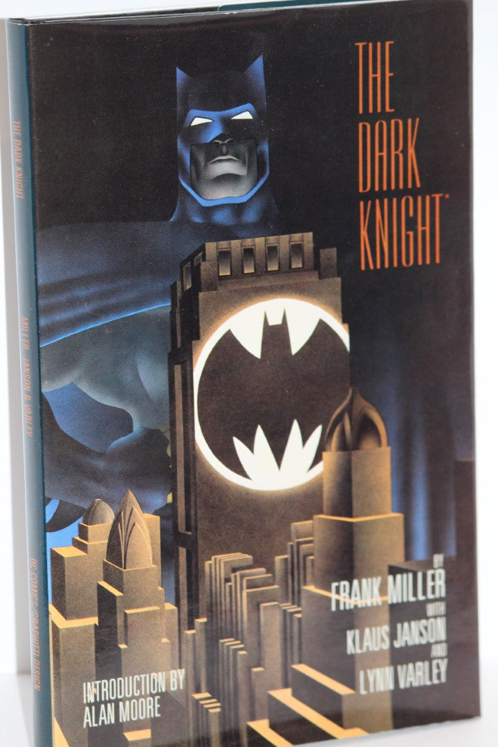 DC BATMAN: THE DARK KNIGHT BY FRANK MILLER 1986