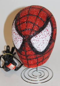 Spiderman Head Night Light