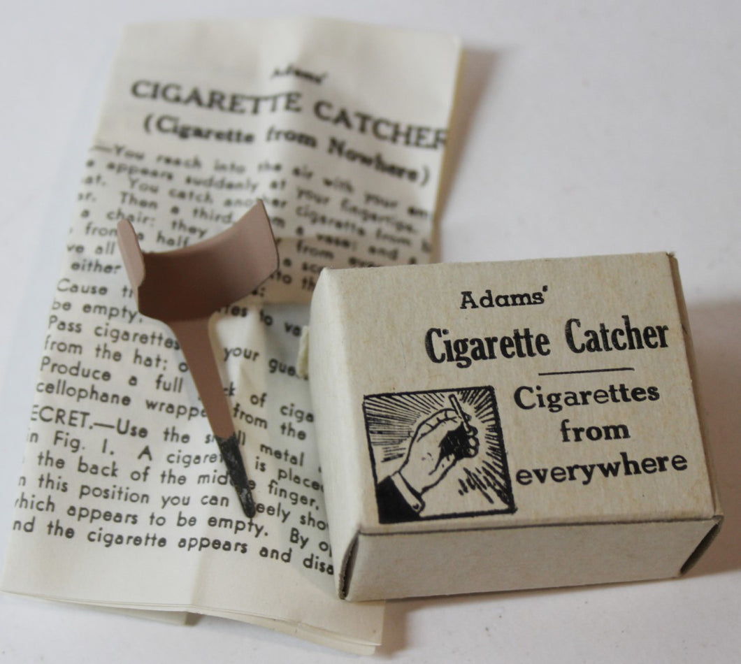 Cigarette Catcher  -  Adams'