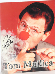 Tom Mullica  -  Mullica & Kaufman  (signed on cover)