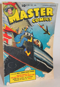Master Comics - Fawcett Publications