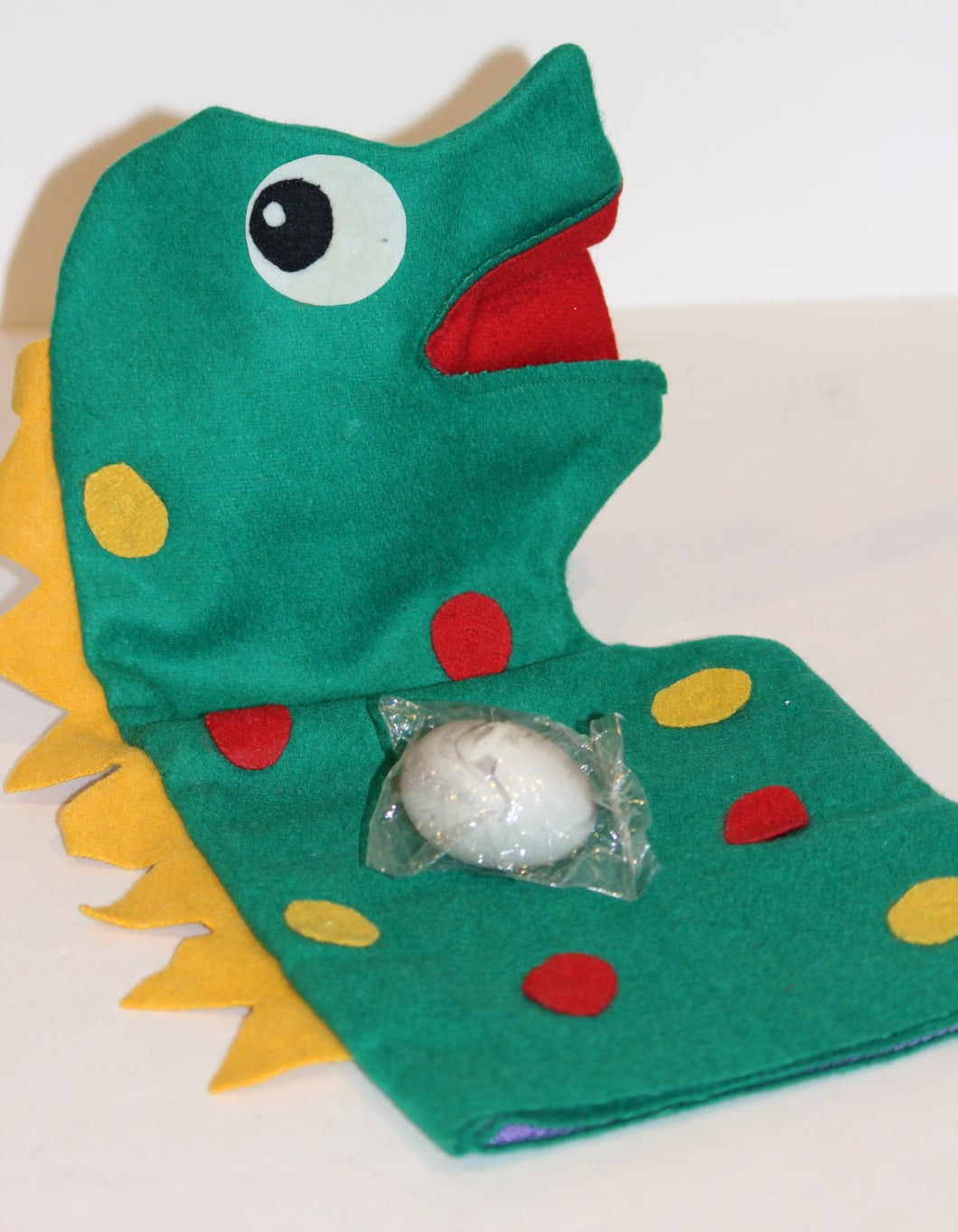 Jurassic Egg Bag  -  Imported